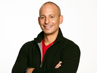 Harley Pasternak: How Your Office Is Making You Fat | Harley Pasternak