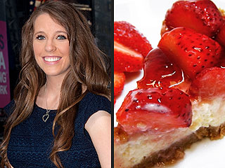 As Seen On 19 Kids and Counting: Jill Dillard's 'Favorite' No-Bake Cheesecake Recipe