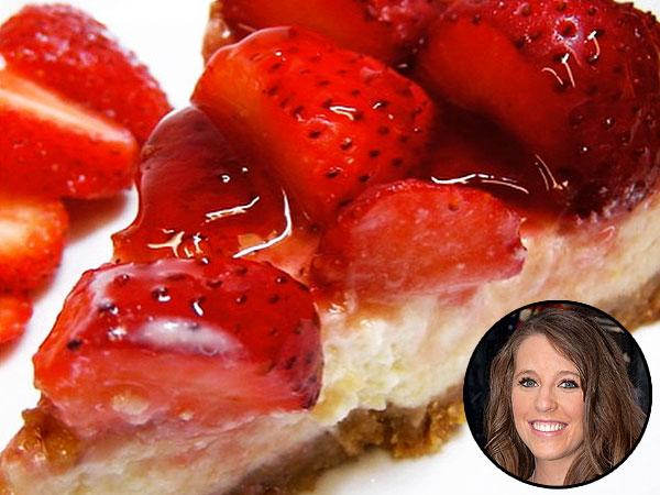 As Seen On 19 Kids and Counting: Jill Dillard's 'Favorite' No-Bake Cheesecake Recipe