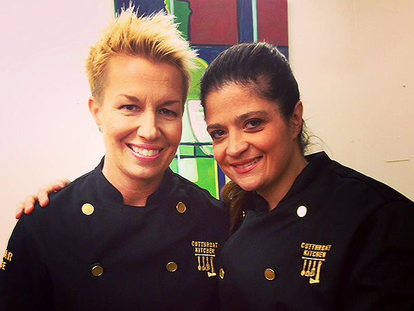 Alex Guarnaschelli All Star Academy