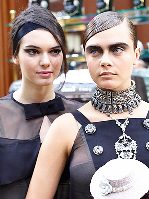 Chanel Paris Show width=