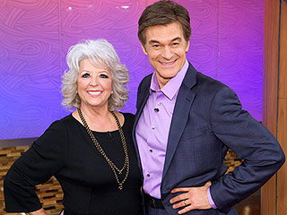 Paula Deen Has a New Outlook on Weight Loss | Dr. Oz, Paula Deen