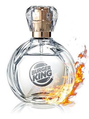 Burger King Japan Perfume