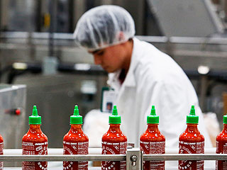 Real-Deal Sriracha Snacks Are Coming Soon