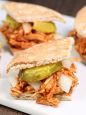 Hungry Girl Turkey Sliders
