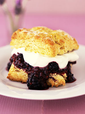 Alex Guarnaschelli Shortcake Recipe