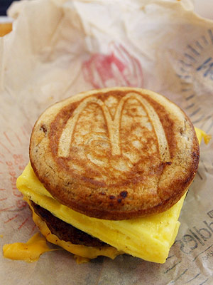 McDonald's All Day Breakfast