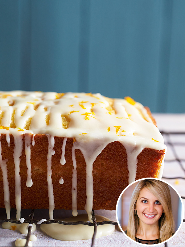 ... Baking Addiction: How to Make Irresistible Glazed Orange Pound Cake