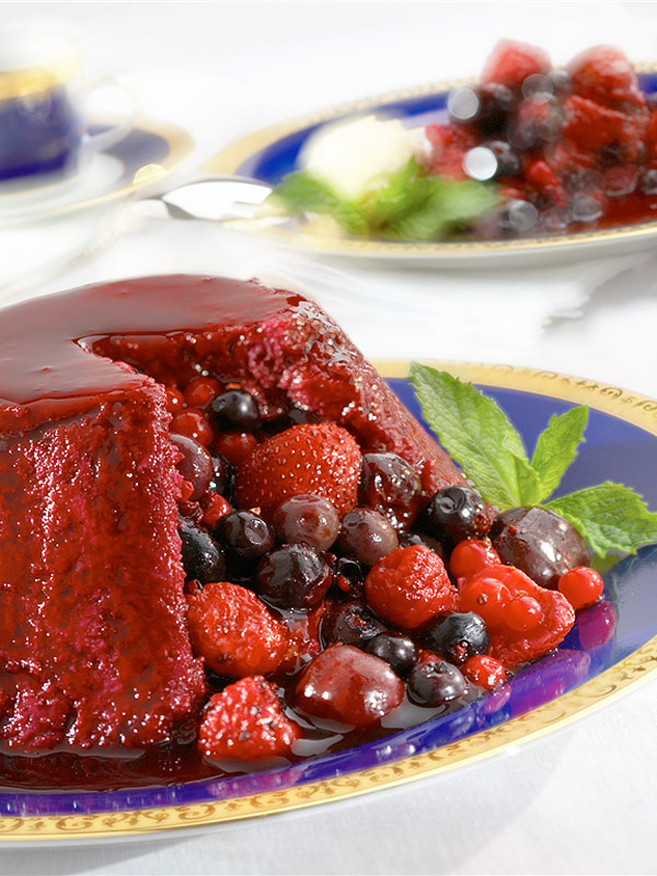 Summer Pudding Recipe