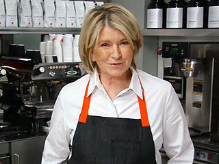 Watch Martha Stewart Give a Tour of Her New N.Y.C. Café (Video)