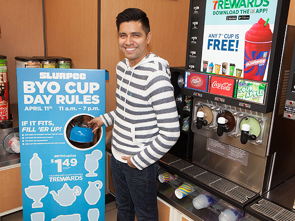 7-Eleven BYO Cup Day