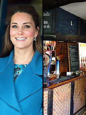 Kate Middleton Local Pub