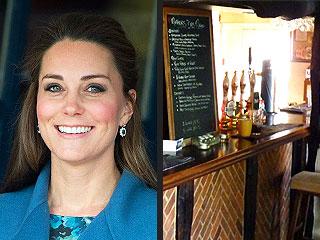 Inside Princess Kate's Favorite Local Pub (Photos)