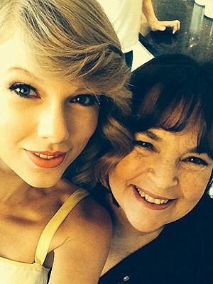 Taylor Swift Ina Garten