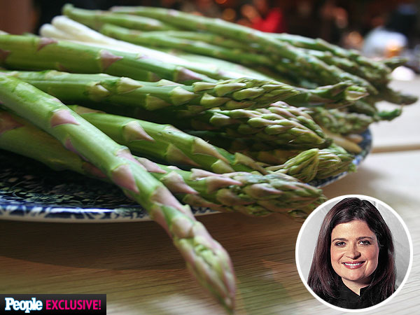 Alex Guarnaschelli Asparagus Recipe