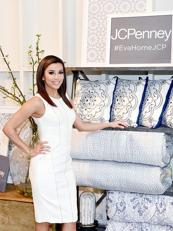 Nice Eva Longoria Home Line for JCPenney