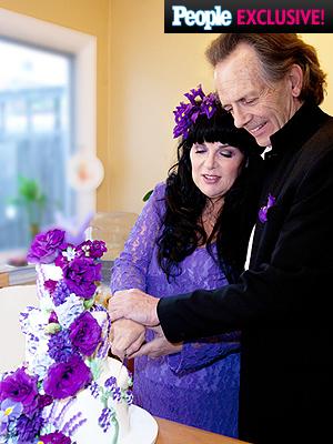 Ann Wilson Wedding Cake