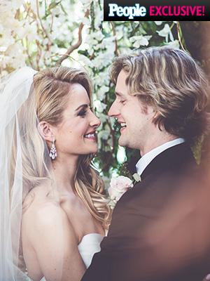 Charlie White Wedding