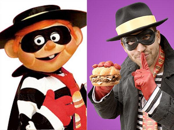 McDonalds Hamburglar Gets A Makeover Internet Reacts