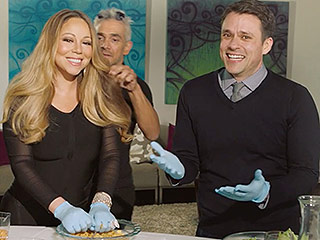 Mariah Carey Makes Frito Pie in the Weirdest Video You'll Watch This Week