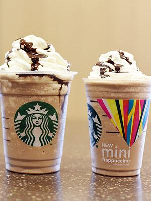 Starbucks Mini Frappuccino