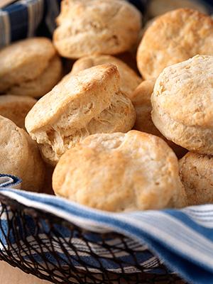 Basket of Biscuits