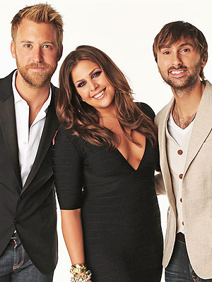 Lady Antebellum Home Collection