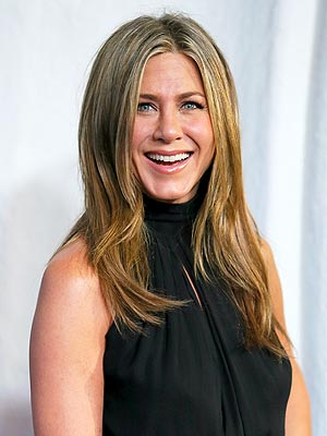 Actress Jennifer Aniston attends the Montecito Awa