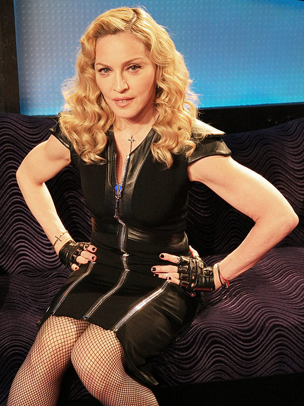 Madonna's Arm Exercises From Her Trainer Craig Smith