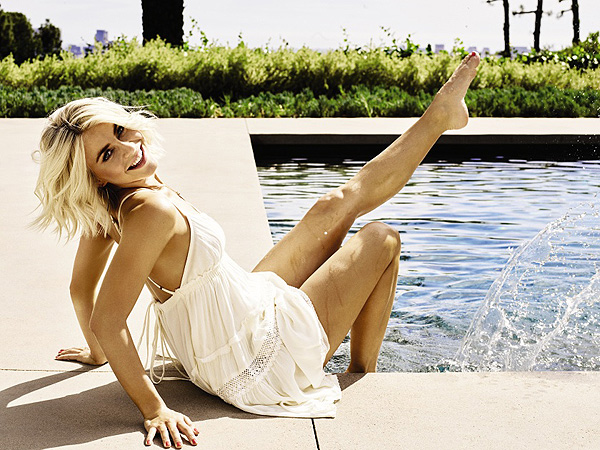 Julianne Hough Diet Eating And Exercise Tips Photos