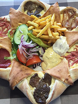 Vulcan Pizza - Nya Gul & Bia