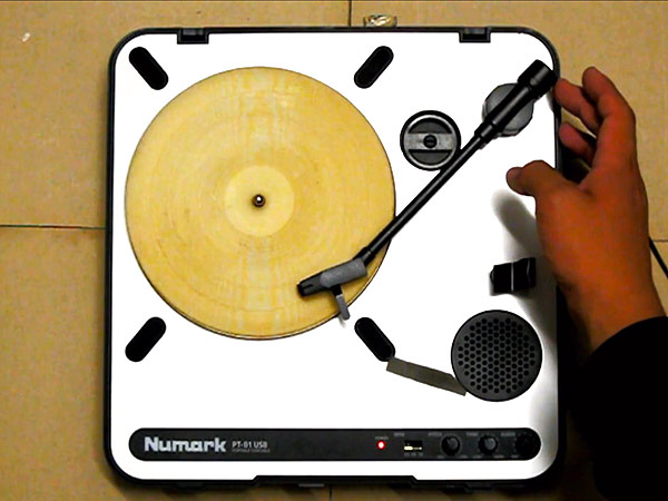 Tortilla Record