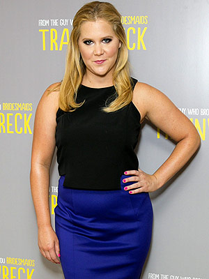 Amy Schumer Jimmy Fallon Sandiwch