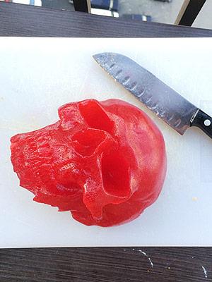 Vat 19 Gummy Skull