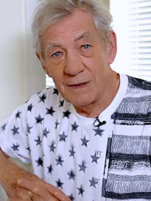 Ian Mckellan Scrambled Eggs
