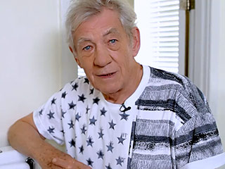 Let Ian McKellen Teach You How to Make the 'Best Scrambled Eggs in the World' (VIDEO)
