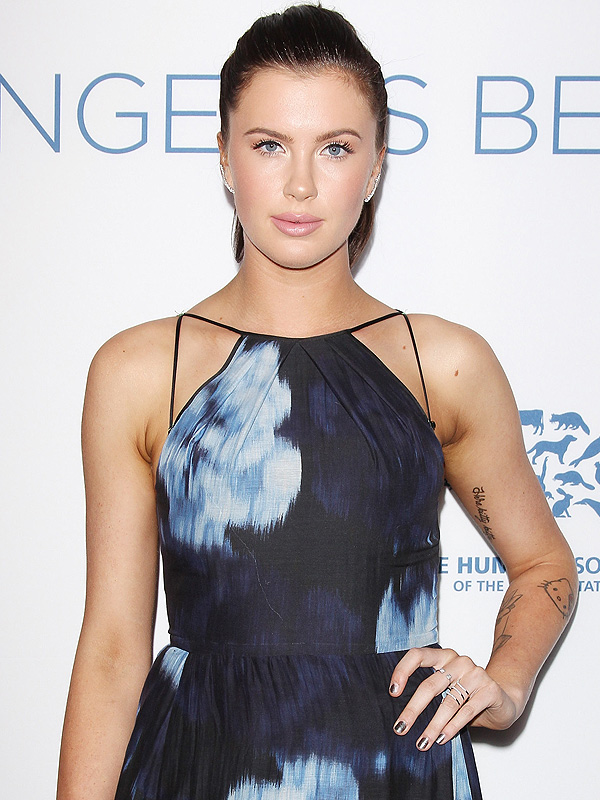 ireland baldwin interview
