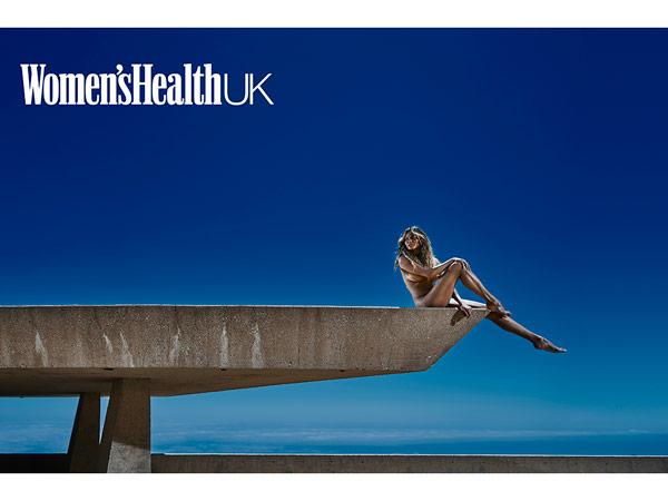 Chrissy Teigen Women's Health