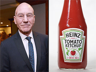 Patrick Stewart Launches Yet Another International Food Debate
