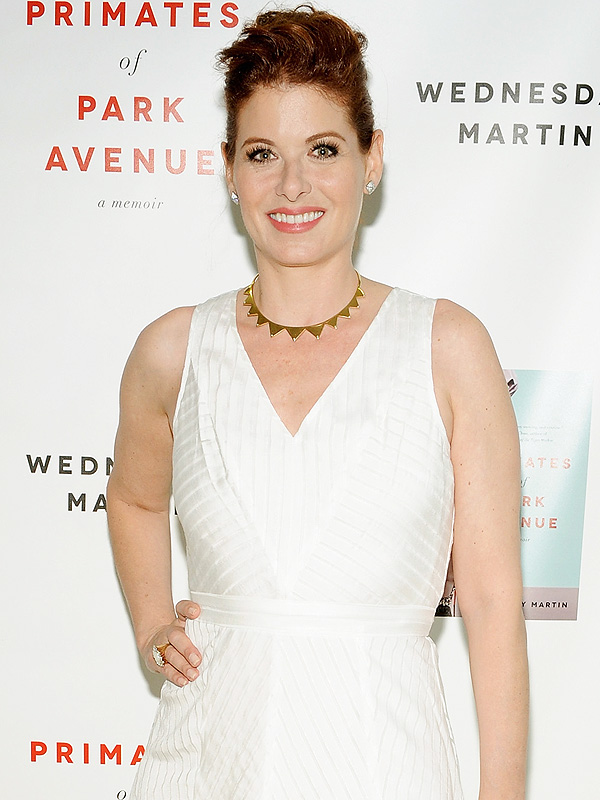 Debra Messing Doesnt Workout Swears By Green Juice
