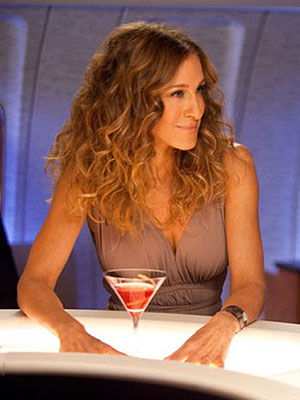Carrie Bradshaw Sarah Jessica Parker Cosmo