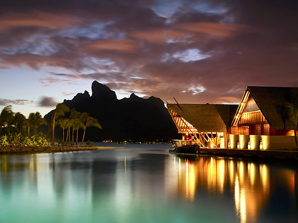 Bora Bora Four Seasons Resort