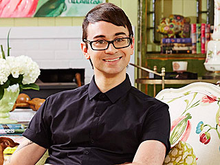 Christian Siriano Shows Off His Favorite Room in His House (PHOTO)