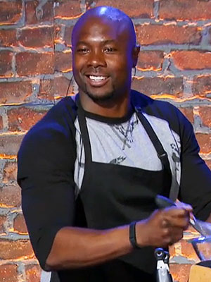 Eddie Jackson Food Network Star Winner