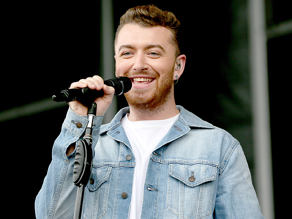 Sam Smith On Struggling To Find Healthy Food While Tour