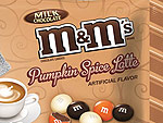 Summer Is Over: Pumpkin Spice Latte M&Ms Hit Supermarket Shelves