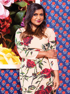 Mindy Kaling Office