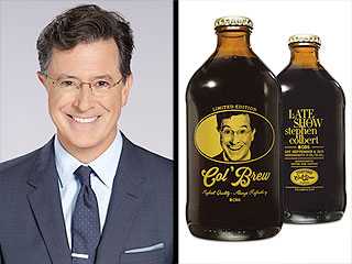 Stumptown Makes Colbert-Inspired Cold Brew Coffee Called Col'Brew