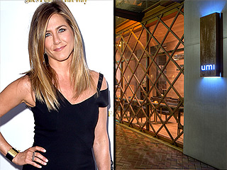 Jennifer Aniston Steps Out for Casual Sushi Date with Girlfriends in Atlanta