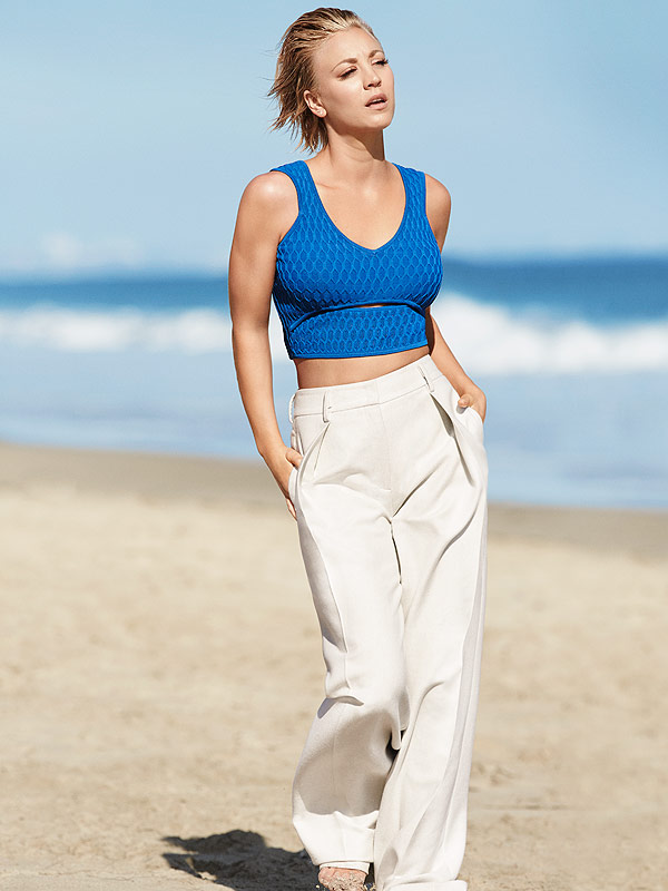 Kaley Cuoco on Being Super Fit: 'It Took Me Years to Figure Out What ...